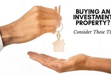 Buying an Investment Property Consider These Tips